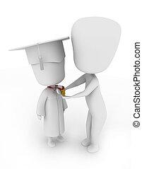 assegnare, cerimonia