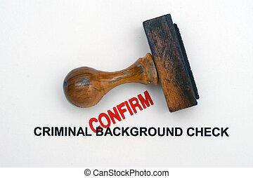 assegno, fondo, criminale