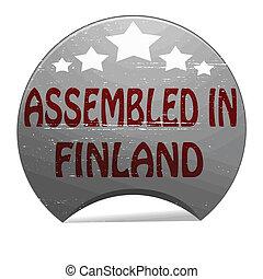 Assembled in Finland