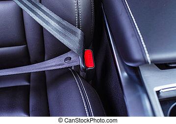 assento carro, cinto