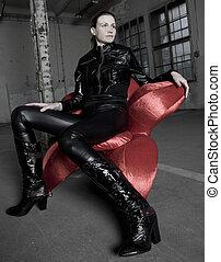 assento mulher