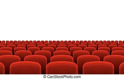 assentos teatro