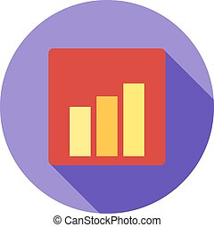 Assessment, business, text icon vector image. Can also be ...