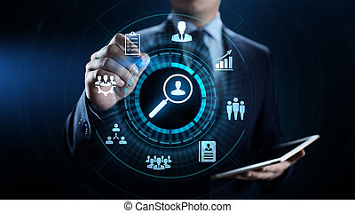 Assessment evaluation measure analytics business technology concept