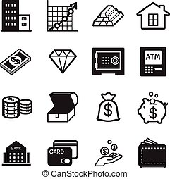 asset icons Set