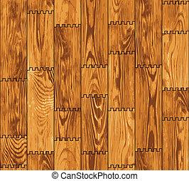 assi, legno, -, seamless, struttura, parete