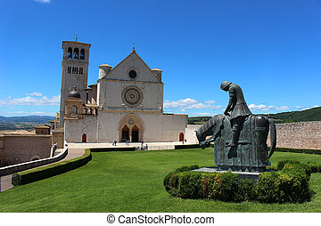 assisi, 教会