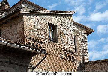 Assisi - medieval town