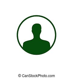 Assistance vector icon. Illustration isolated for graphic and web design.