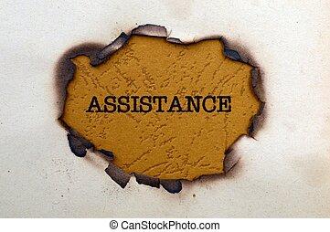 assistancen