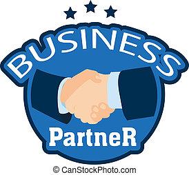 associé, business
