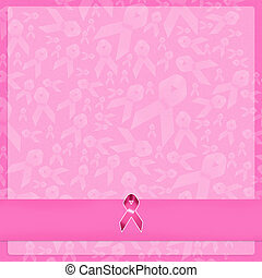 Association Breast Cancer - Illustration of Breast Cancer