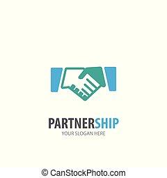 association, logotype, simple, conception, logo, idée, business, company.