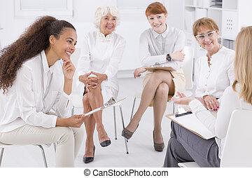 Association of business women