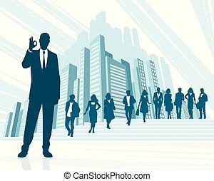 associez-vous guide, business