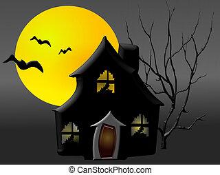 assombrado, house2