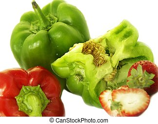 assorted fruit & veg