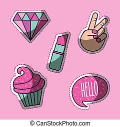 girly icon image
