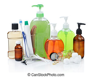 personal hygiene products - assorted personal hygiene...