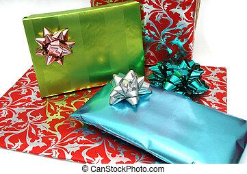 Presents - Assorted Presents