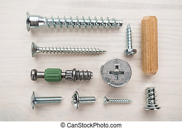 screws for furniture assembly - assorted screws for ...