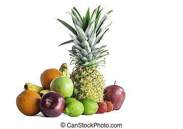 assortiment, fruit