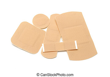 first aid plasters