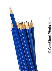 Assortment of pencils