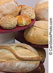 European bread