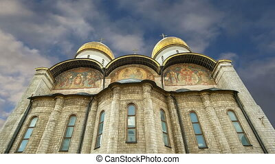Assumption Cathedral,Moscow Kremlin - The Assumption...