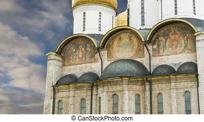 Assumption Cathedral,Moscow Kremlin - The Assumption...