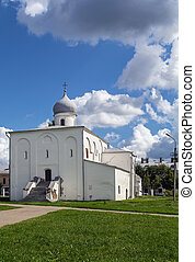 Assumption Church at the Trade Courtyard, Veliky Novgorod