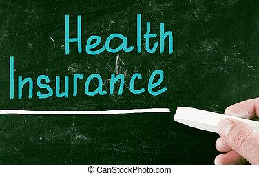 assurance maladie, concept