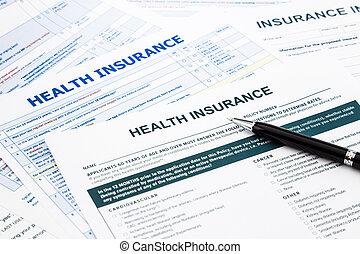assurance maladie, formulaire
