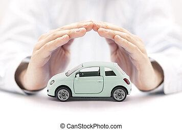 assurance voiture, concept