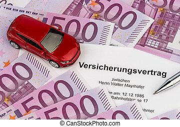 assurance voiture, contrat, nouveau