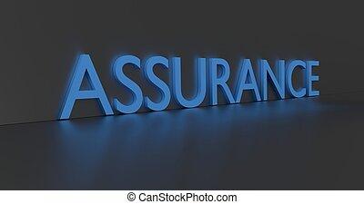 Assurance Word