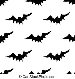 assustador, morcegos