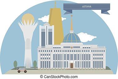 astana, καζακστάν