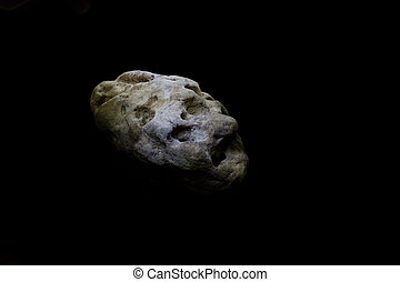 ASTEROID IN DEEP SPACE