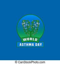 Asthma Day Logo