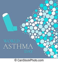 Asthma solidarity day poster