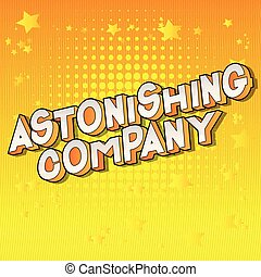 Astonishing Company