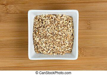Astragalus membranaceus herbal medicinal root