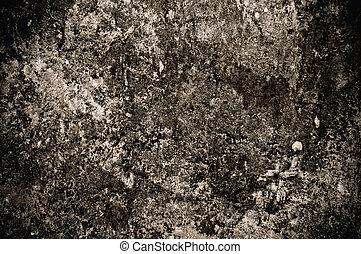 astratto, background:, scuro, grunge, struttura, su, parete