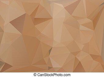 astratto, carta, geometrico, fondo