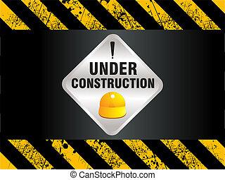 astratto, costruzione, fondo