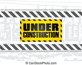astratto, costruzione, sotto