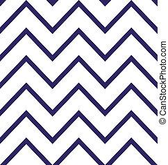 astratto, geometrico, zigzag, seamless