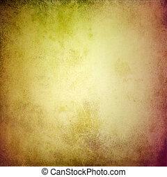 astratto, giallo, struttura, fondo